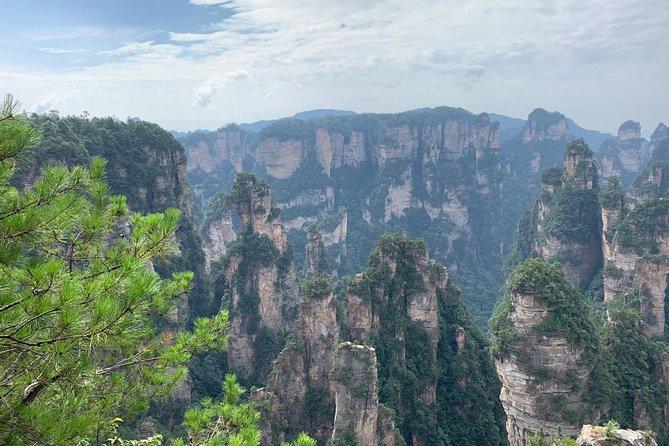 3-Day Private Tour to Zhangjiajie from Guangzhou by Round-way Bullet Train