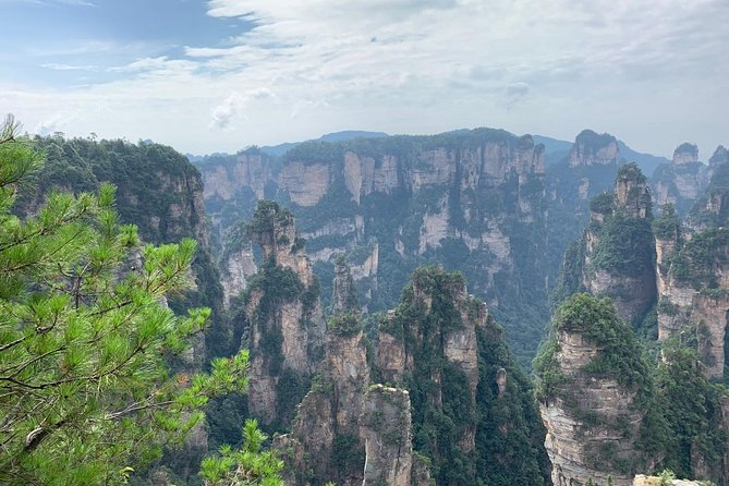 4-Day Zhangjiajie Geopark Explore Private Tour