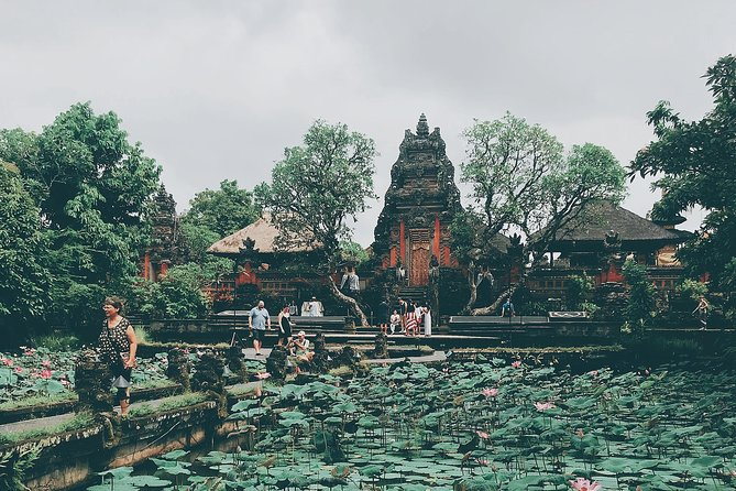 Best of Ubud Tour, Swing, Hot Spring, & Afternoon Tea