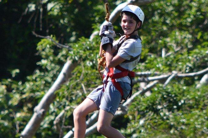 Vanuatu Jungle - The Big Zipline Trek Tour from Port Vila