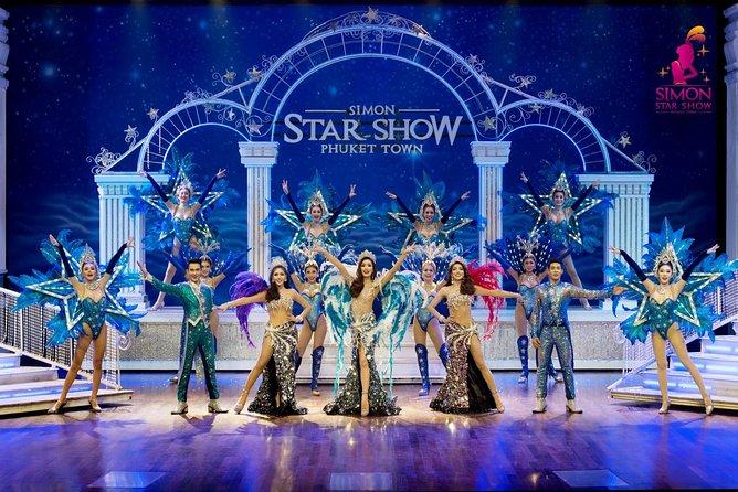 Simon Star Show Phuket
