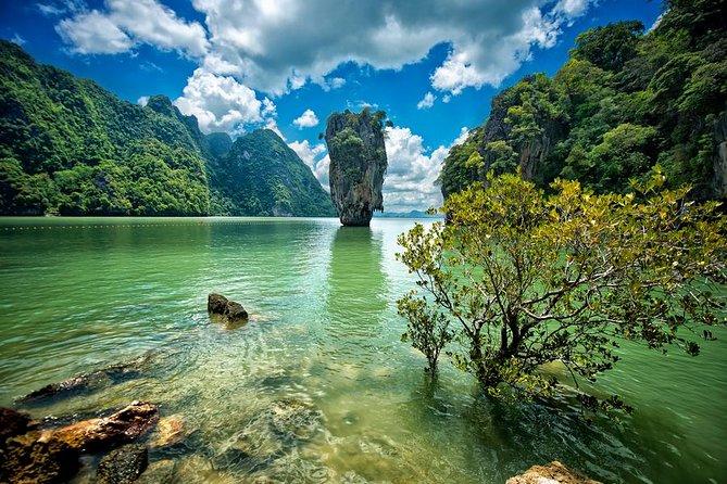 Phang Nga Bay Sea Canoeing Trip by Speed Boat