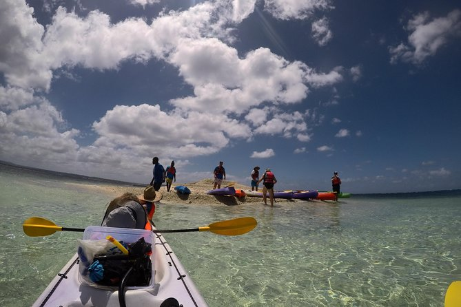 Sea Kayaking Adventure in Mele Bay Vanuatu