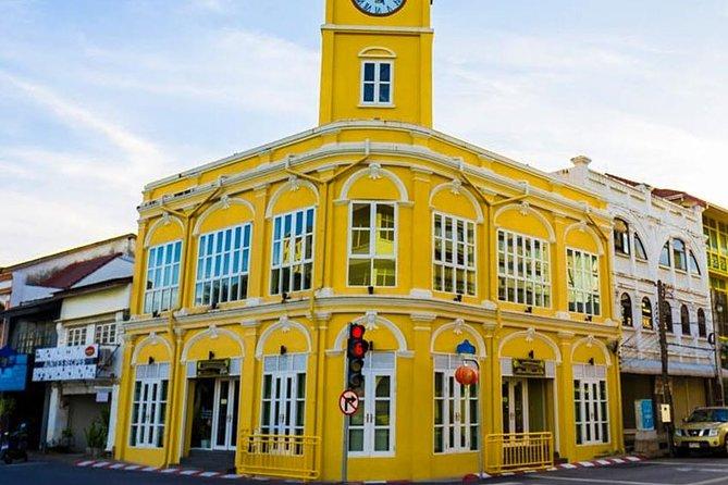 Phuket Landmark Tour , Old Town, Big Buddha