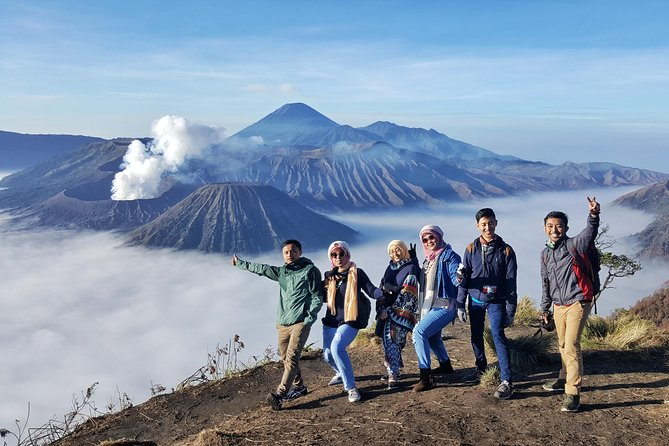 1 Day - Amazing Bromo Sunrise tour with 7 spots // 00.30 -13.00