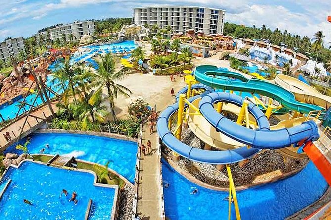 Skip the Line: Jungle Splash Water Park Ticket