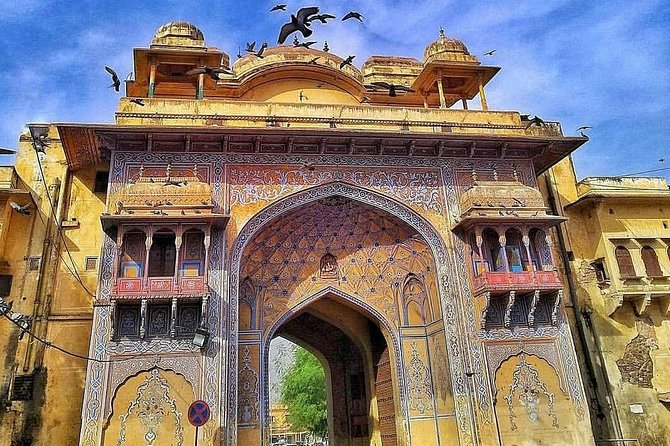 Golden Triangle Tour with Heritage Village visit. New Delhi - Agra - Jaipur