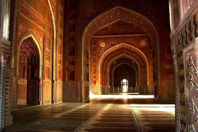 Private Tour:Day Trip to Agra from Delhi including TajMahal &Agra fort (A/c Car)