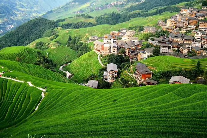 Private Day Tour: Longji Rice Terraces
