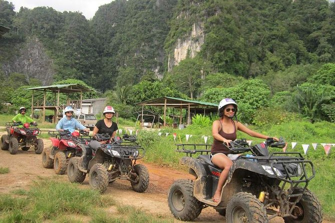 ATV Bike + Team Building Tour