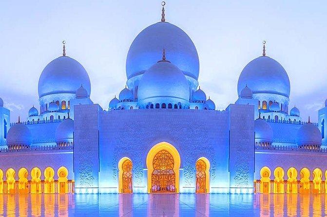 Abu Dhabi Tour (Drive and Guide)