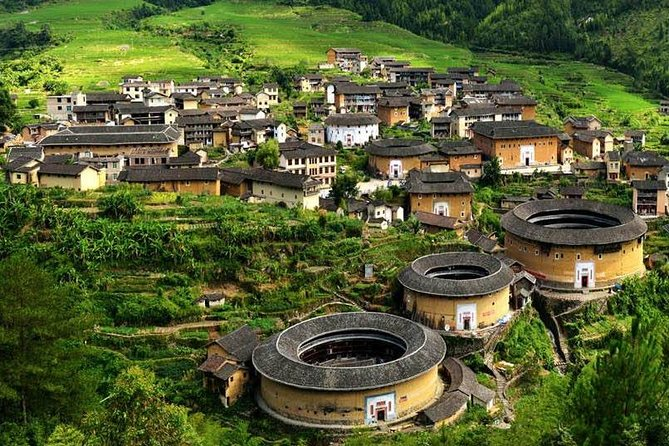 Round Trip Transfer Between the Most Picturesque Chuxi Tulou Cluster and Xiamen photo 4
