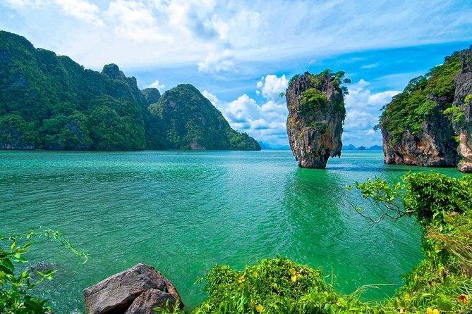Phang Nga Bay Premium Tour by Speed Boat