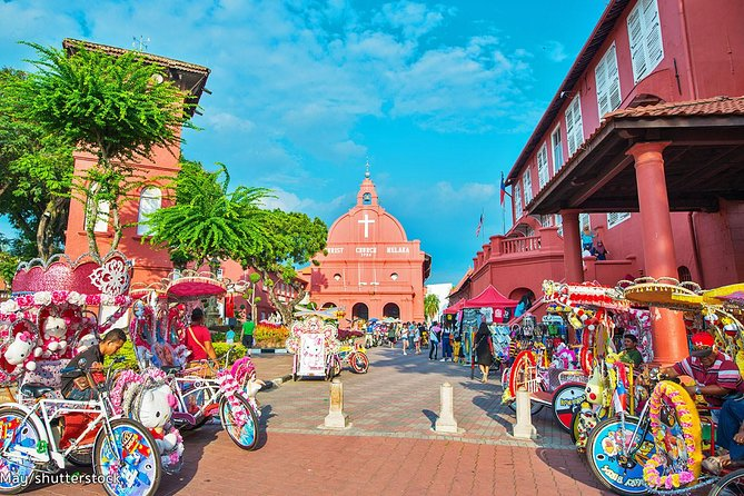 Private Malacca Day Tour With Lunch.