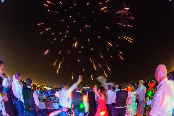 Fireworks Night Cruise from Paphos