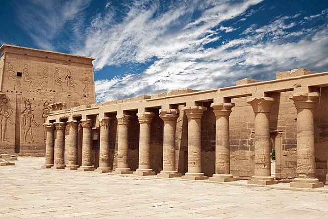 Aswan High Dam, Temple of Philae and the Unfinished Obelisk
