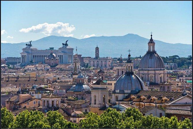 Private Transfer: Rome City to Positano or vice versa