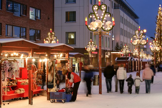 City Tour And Santa Claus Village