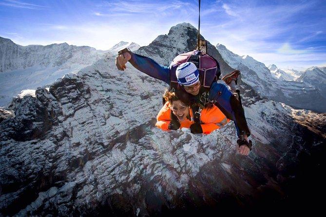 Originele Eiger Jump Grindelwald