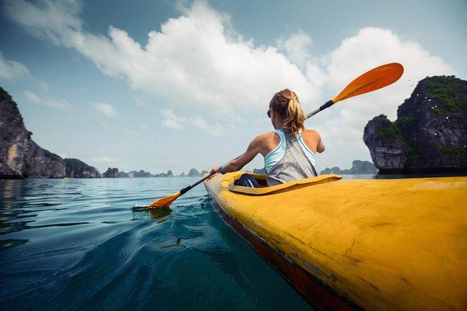 Hong by Starlight John Gray's Sea Canoe