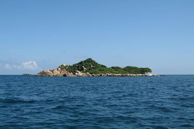 Pigeon island day tour from Pasikudah / Kalkudah