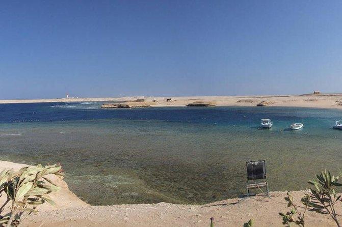 Sharm El Naga Full-Day Snorkel Sea Tour from Hurghada