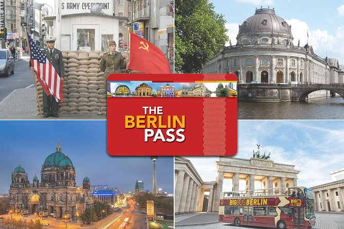 The Berlin Pass Including Entry to Over 60 Top Attractions photo 1