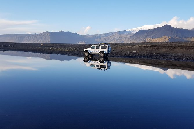Full-Day Small-Group South Coast and Eyjafjallajokull Tour from Reykjavik