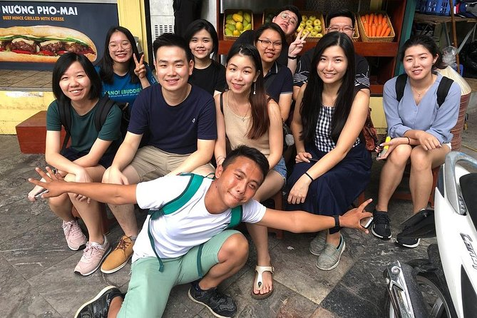 Hanoi Old Quarter Walking Tour Guide (half day)