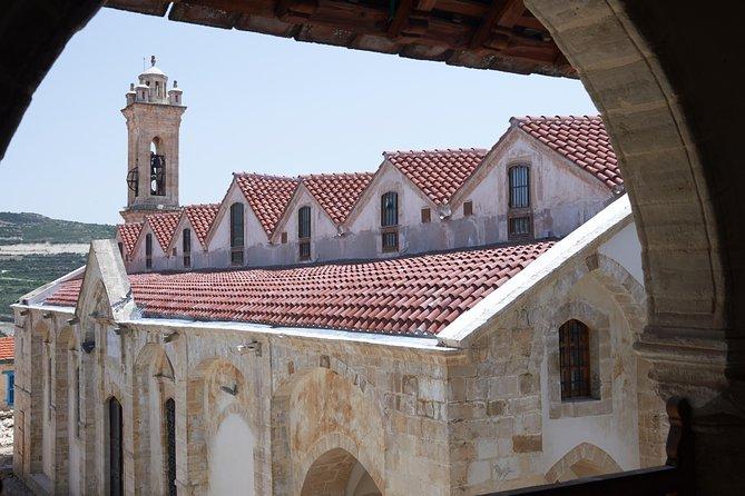 Holy Cross Monastery Omodos Village