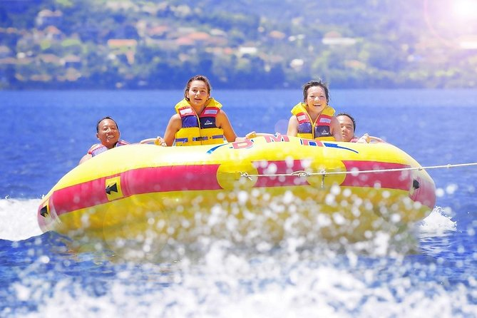 The Best Water Sport Package-Private Transfer-Donut Ride-Banana Boat-Jet Ski