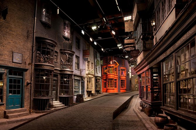 Warner Bros Studio Tour London - The Making of Harry Potter with hotel pick up