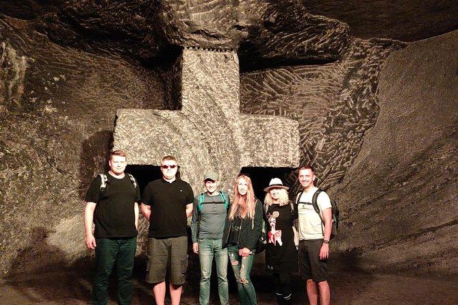 Day trip to the Salt Cathedral and the town of Zipaquirá, Bogotá.