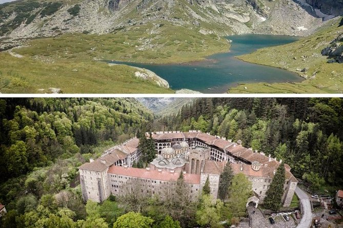 One Day Trip to Rila Monastery and the Seven Rila lakes