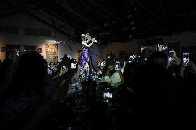 Dinner Show Rafain Steakhouse from Puerto Iguazú Hotels Private Tour