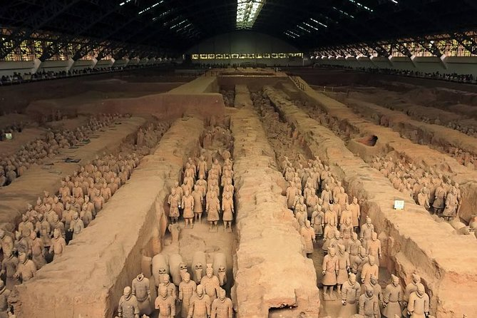 Private Customized Xi'an City Highlights Day Trip from Zhengzhou by Bullet Train