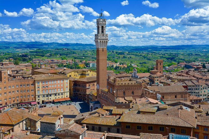 Private Tuscany Day Tour: Siena and Chianti Wine Region from Florence