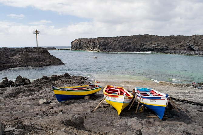 2. Nature, History of FOGO and relaxation at the natural pool of Salinas