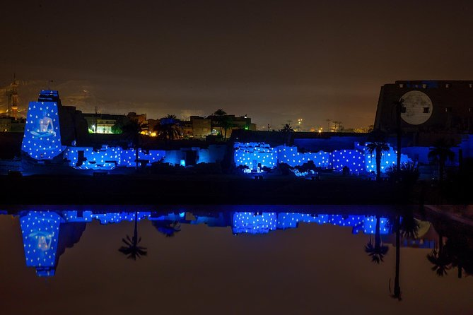 Luxor Sound and Light Show at Karnak Temple photo 8