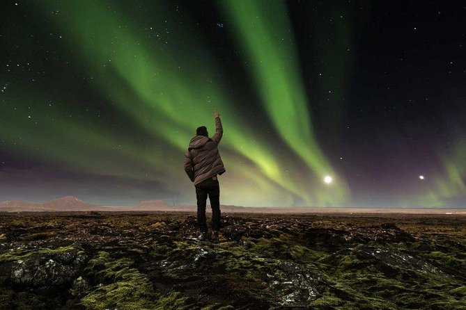 Northern Lights Hunt from Reykjavik with Private Guide