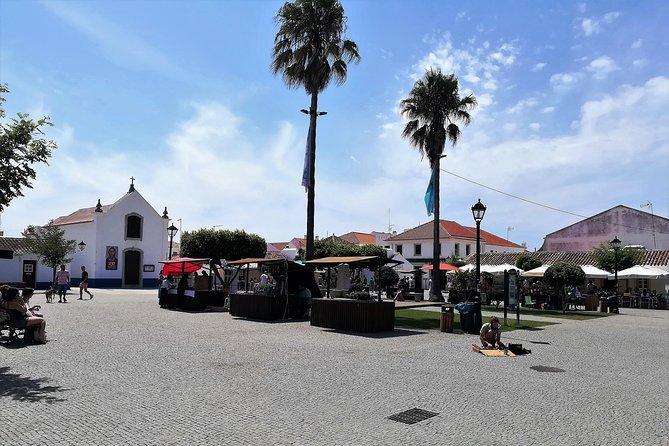 One Way Algarve to Lisbon, through SW Natural Park, Lagos, Sagres, Porto Covo