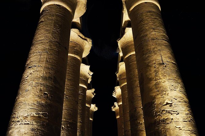 Luxor Sound and Light Show at Karnak Temple photo 9