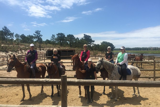 Horse Riding Tour on the Beach Lisbon region photo 10
