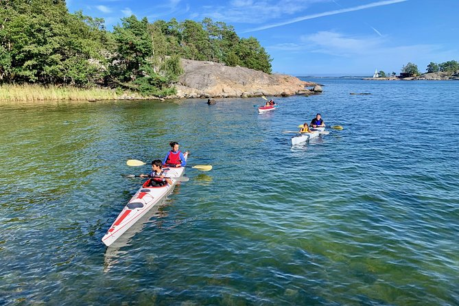 Explore the Archipelago, Kayaking & Camping / 2D photo 4