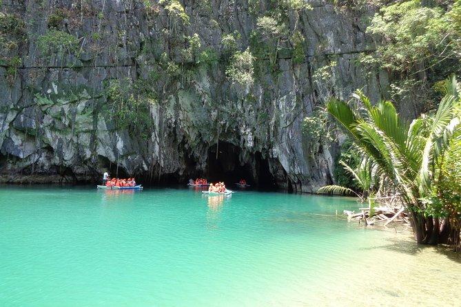Puerto Princesa Room and tour Package 4d3n