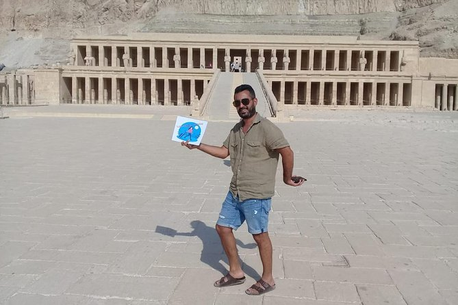 day tour east and west bank from Hurghada