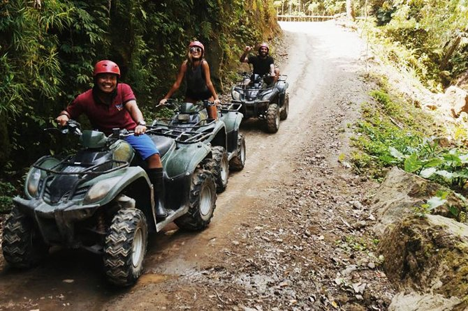 Amazing adventure on the Kintamani volcano by riding an ATV + Breakfast
