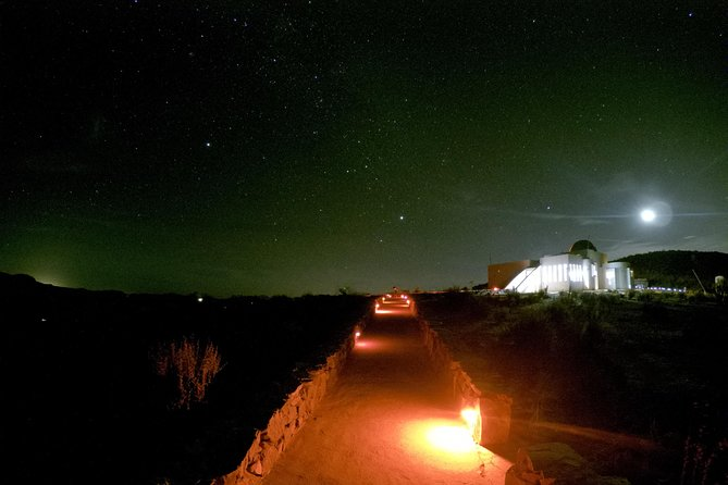 Astronomical Tour Collowara Observatory