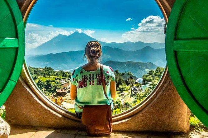 Altamira + Hobbitenango Nature Parks from Antigua Guatemala photo 2