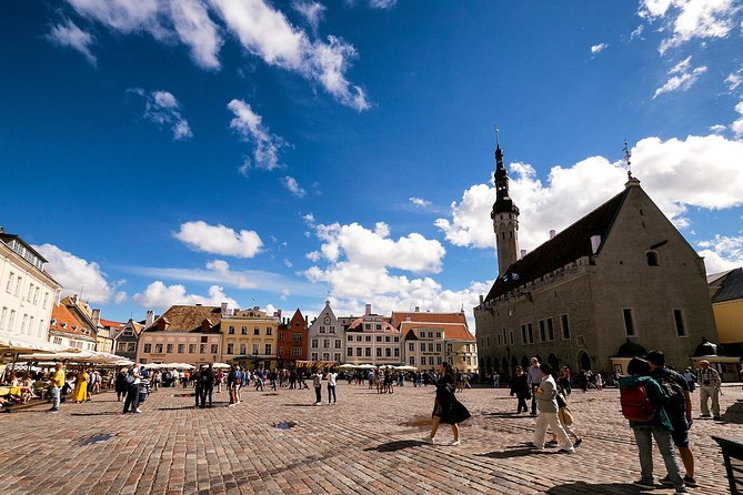Private day trip to Tallinn from Riga